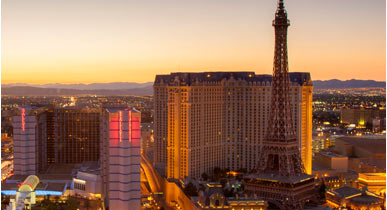 The Paris Las Vegas Hotel & Casino